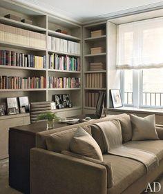 bookshelf  |  chair  |  desk  |  couch