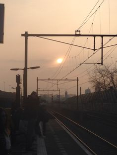 Rotterdam by train