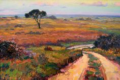 """Nantucket Landscape""...Catherine M. Elliott"