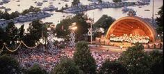 Free Friday Flicks-every Friday night at the Hatch Shell- mass.gov/dcr