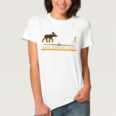 Run Sarah Run Ladies Baby doll T Shirt, Hoodie Sweatshirt