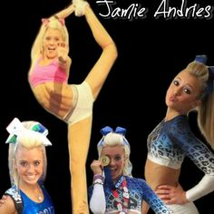 Jamie Andries... The fiercest bitch alive 💙 #clawsout