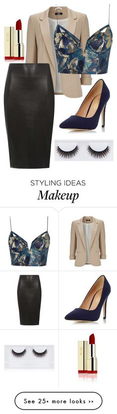 """love this"" by daisyteddy on Polyvore featuring Wallis, Zimmermann, Dorothy Perkins and Georgie Beauty #nightoutfitantro"