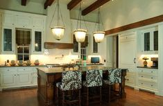 The crowning touch in the kitchen....range hoods! - Enchanted BlogEnchanted Blog