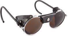 Wait, these are so steampunk. Are glacier glasses a thing?   julbo vermont classic glacier glasses   rei.com