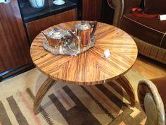 Art deco coffee table Art Deco Coffee Table, Interior, Furniture, Home Decor, Film Noir, Indoor, Interiors, Interior Design, Home Interior Design