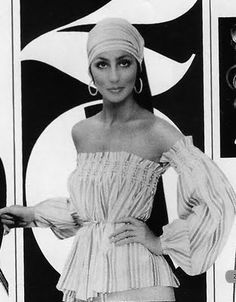 cher..Vintage Cher...love it!
