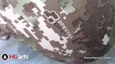 Water Transfer Printing | www.hgarts.com (Pattern: HGA-C6634)