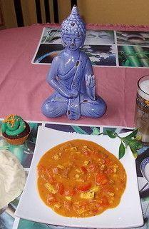 Veganes Thaicurry