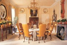 1997 Kips Bay Decorator Show House, Interior by Thomas Britt. Photography by Phillip Ennis.