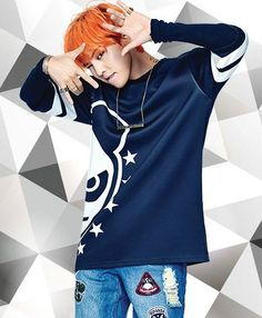 Orange G Dragon <3