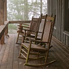 peaceful rocking chairs & 172 best Why I Hate Rocking Chairs - stories of the paranormal ...