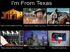 20 Things Texans Like To Talk About All The Time