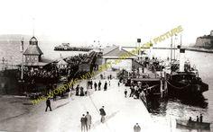 Weymouth Harbour Railway Station Photo. Upwey Line. Great Western Railway
