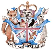 The Vintage Patisserie tea party info website