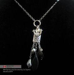 #44 Anchored Necklace $74 - Lia Sophia