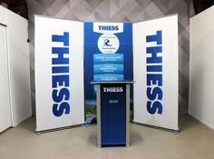 Lightweight Banner Stands