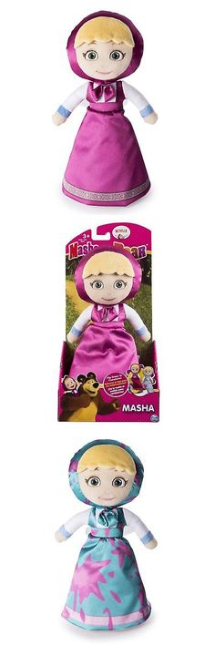 Dolls And Bears: Masha And The Bear - Masha - Transforming Doll -> BUY IT NOW ONLY: $6.38 on eBay!