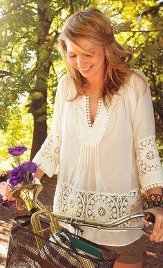 RECYCLING T-SHIRTS - 1 ~ Fashion & Sewing Tips
