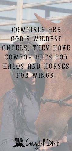 All CowGirls out there read this message you'll love it