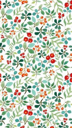 ideas for wallpaper phone watercolor art print patterns Deco Floral, Motif Floral, Floral Design, Cool Wallpapers For Phones, Phone Wallpapers, Wallpaper Wallpapers, Wall Wallpaper, Surface Pattern Design, Pattern Art