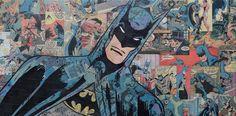 Batman by MikeAlcantara.deviantart.com on @DeviantArt