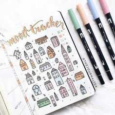20 Creative Bullet Journal Mood Tracker Layouts to Keep Tabs on Your Emotions | Just Bright Ideas