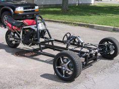 Pennock's Fiero Forum - Another cool Reverse Trike... (by OKflyboy)