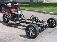 Pennock's Fiero Forum - Another cool Reverse Trike... (by OKflyboy)