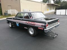 '64 Ford Falcon A FX Racer