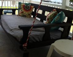 Swinging Daybed or Swingbed