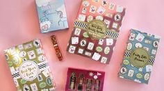 The Too Faced Christmas collection includes a White Chocolate Chip Bar, unicorn highlighter, agenda, and more makeup products to gift a beauty lover.