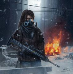 25 Wonderful Images Tom Clancy's The Division Division Games, Apocalypse Art, Apocalypse Character, Toms, Tom Clancy The Division, Shadowrun, Video Game Art, Swat, Game Character