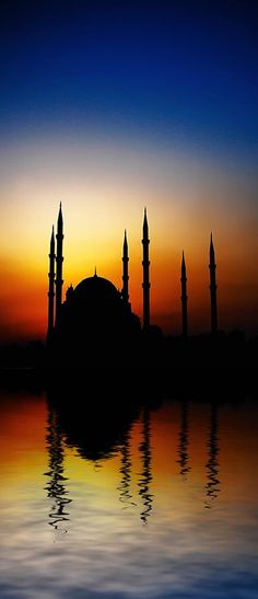 Mosque in Adana, Turkey (Photographer: Umut Sabuncu)