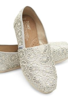 69e075a608a37a These crochet slip-ons are the perfect go-to shoes for casual times when  you…