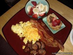 Θα μπορούσα να πω.. το τέλειο πρωινό!