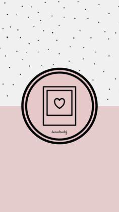 Pink Instagram, Instagram Design, Instagram Blog, Instagram Story, Instagram Posts, Wallpaper Iphone Disney, Iphone Wallpaper, Instagram Symbols, Go Pink