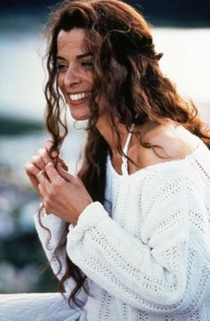 Annabella Sciorra, in 'What Dreams May Come', 1998- so if you are aware that you…
