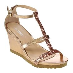 Via Pinky Women's Wedges. Via Pinky Women's Aislinn-02 Wedges