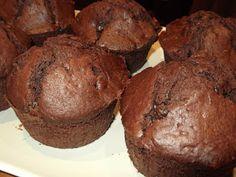 Olga's cuisine...και καλή σας όρεξη!!!: Muffins σοκολατένια
