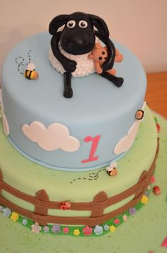 Timmy Time Cake  By: kc229