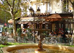 Ron and I ate here our last night in Paris