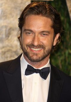 Gerard Butler - Would look great in a kilt.