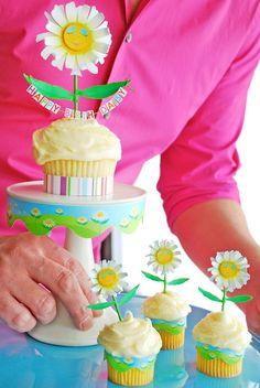 Birthday Daisy Craft