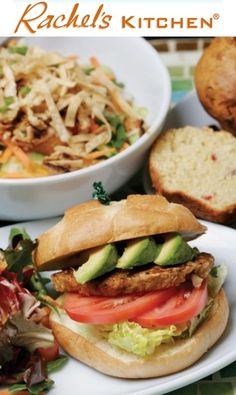 Where can you experience wholesome food and delicious recipes? Well at Rachel's Kitchen of course. Located Downtown at the Ogden.