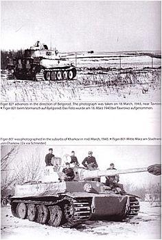 Das Reich Tigers, Kharkov 1943
