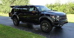 Ford Raptor SUV Conversion