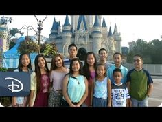 Unforgettable Stories - The Rubin Family | Walt Disney World - YouTube What a special pin!