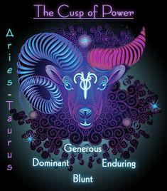 Traits of people born on the Aries-Taurus cusp