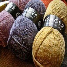 Paradise Fibers Yarn Isager Highland Yarn  - 1